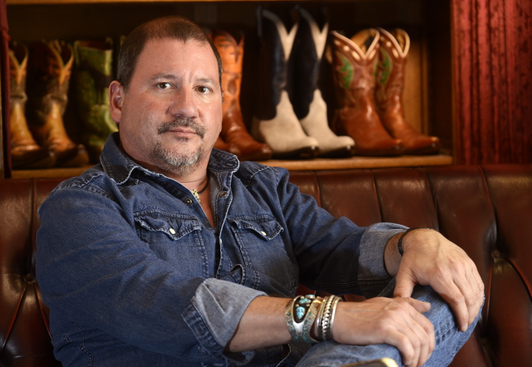 Noel Escobar - The owner, Texas Custom Boots